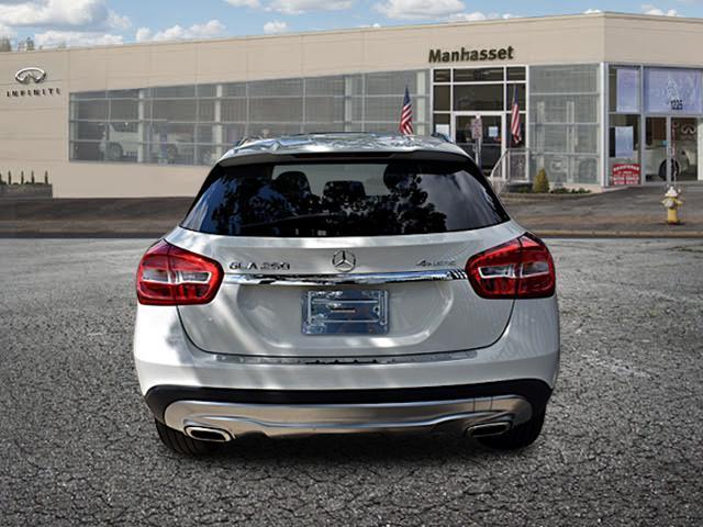2016 Mercedes-Benz Gla GLA 250 2