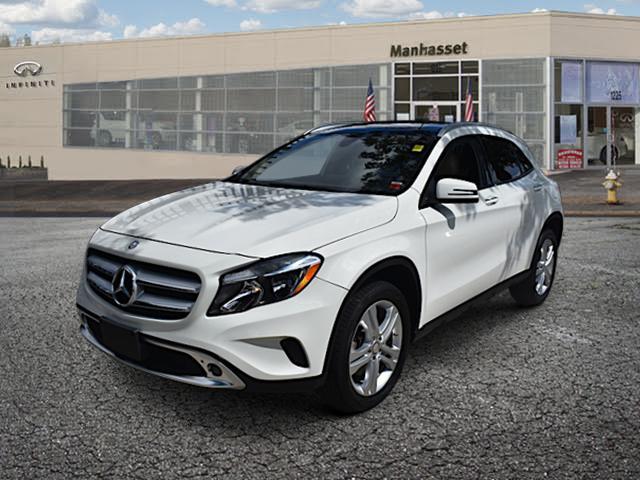 2016 Mercedes-Benz Gla GLA 250 4