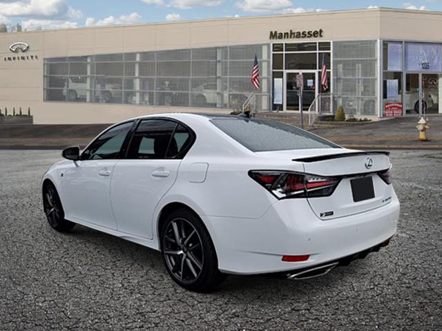 2018 Lexus Gs GS 350 2