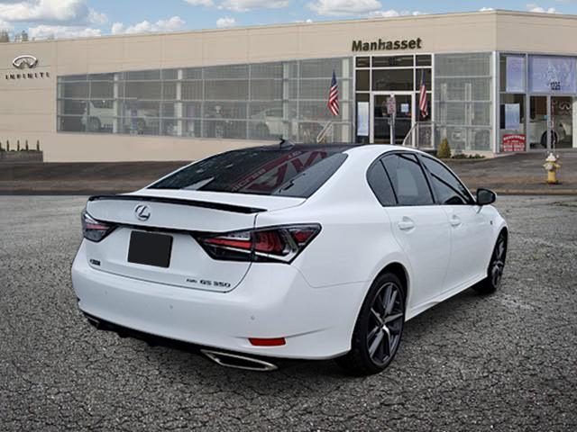 2018 Lexus Gs GS 350 3