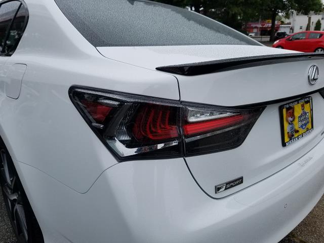 2018 Lexus Gs GS 350 5
