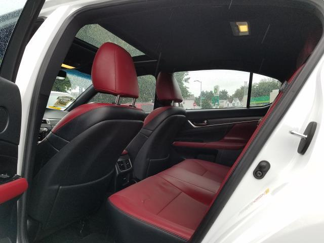 2018 Lexus Gs GS 350 9