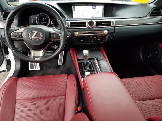 2018 Lexus Gs GS 350 10