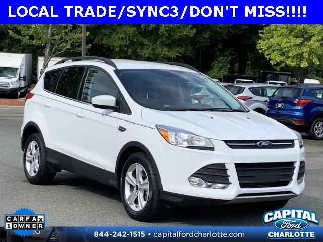 2016 Ford Escape SE 4D Sport Utility Slide