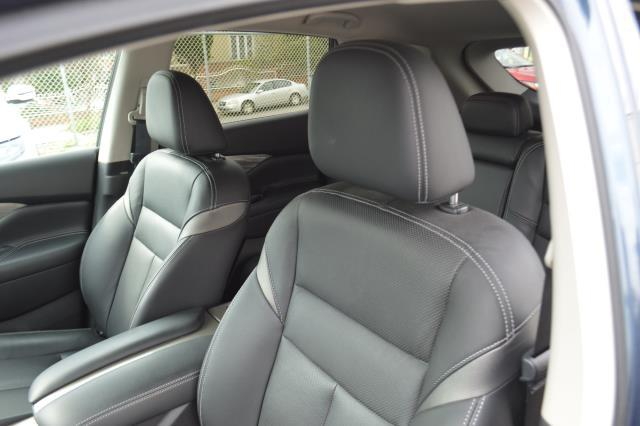 2017 Nissan Murano SL 9