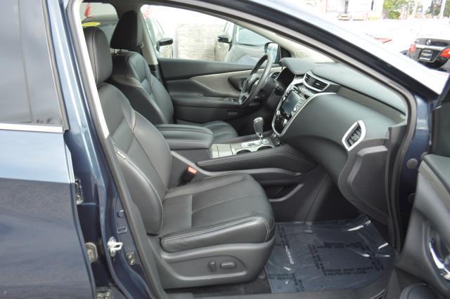 2017 Nissan Murano SL 12