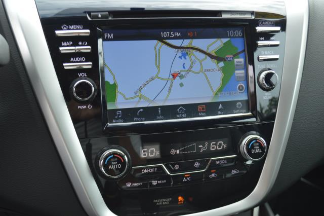 2017 Nissan Murano SL 21