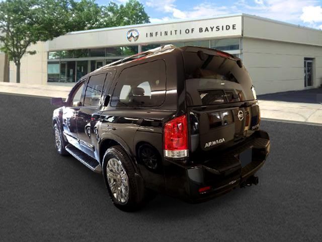 2015 Nissan Armada Platinum 2