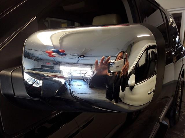 2015 Nissan Armada Platinum 10