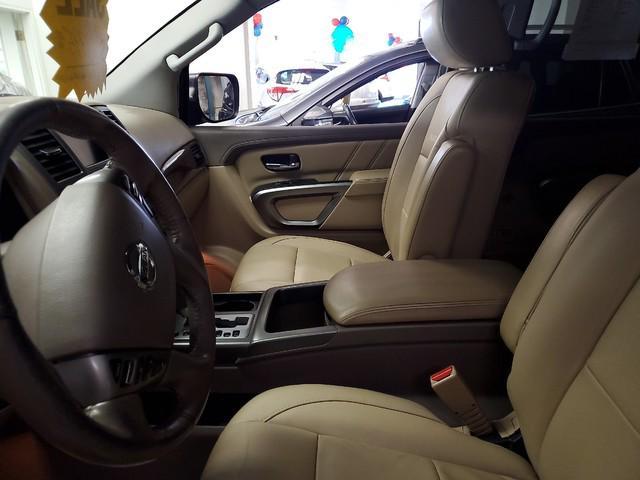 2015 Nissan Armada Platinum 13
