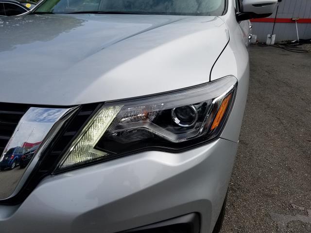 2017 Nissan Pathfinder S 3