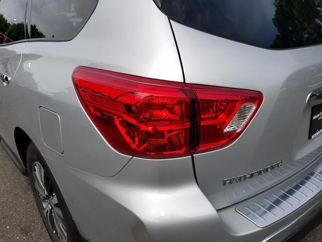 2017 Nissan Pathfinder S 4