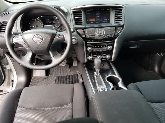 2017 Nissan Pathfinder S 11