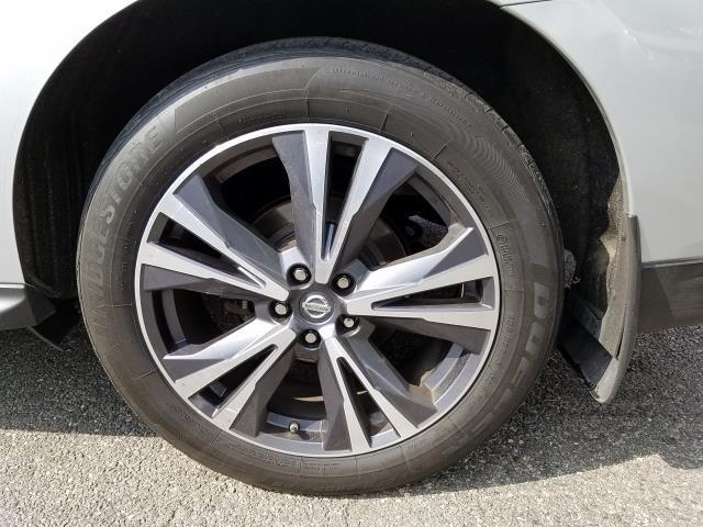 2017 Nissan Pathfinder Platinum 5