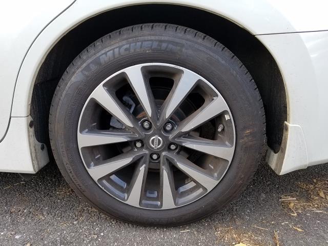 2017 Nissan Altima 2.5 SV 6
