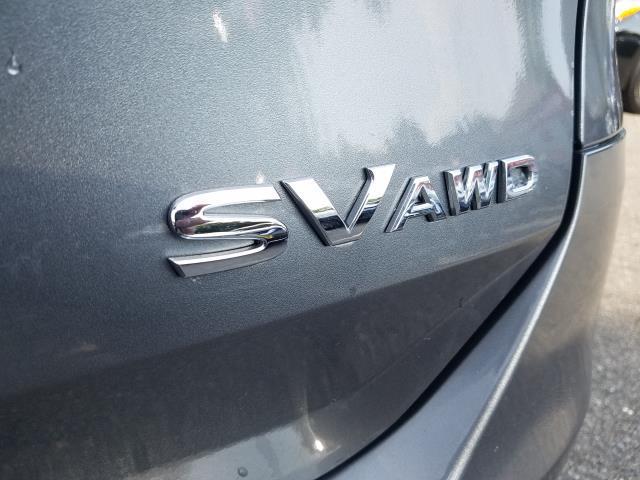 2016 Nissan Rogue AWD 4dr SV 9