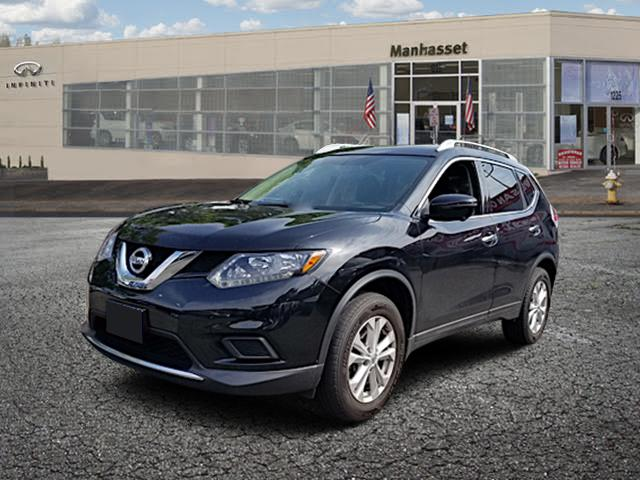 2016 Nissan Rogue AWD 4dr SV 0