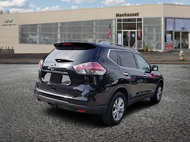 2016 Nissan Rogue AWD 4dr SV 2