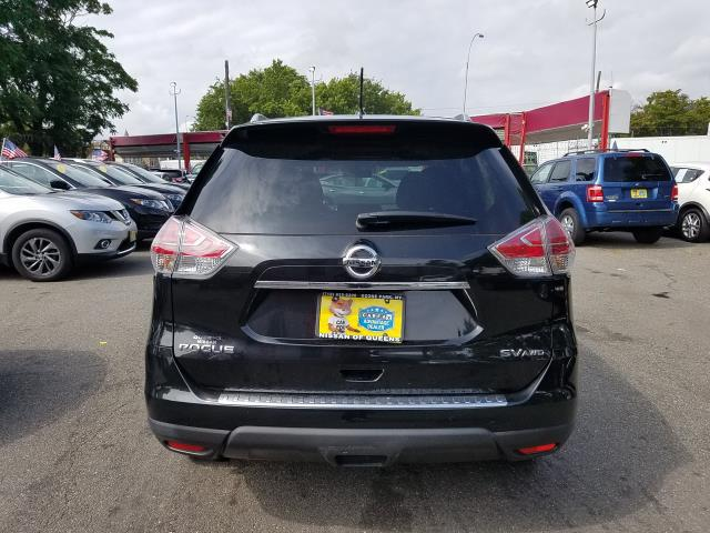 2016 Nissan Rogue AWD 4dr SV 5