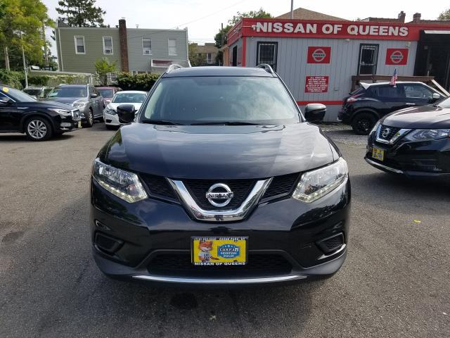 2016 Nissan Rogue AWD 4dr SV 6