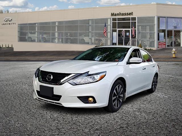2017 Nissan Altima 2.5 SV Sedan 0