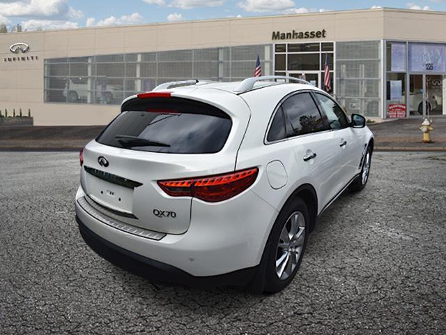 2016 INFINITI QX70 AWD 4dr 0