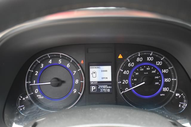 2016 INFINITI QX70 AWD 4dr 14