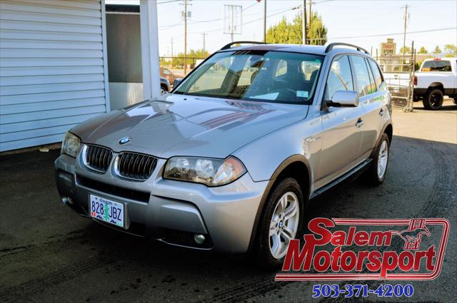 2006 BMW X3 3.0i for sale in Salem, OR