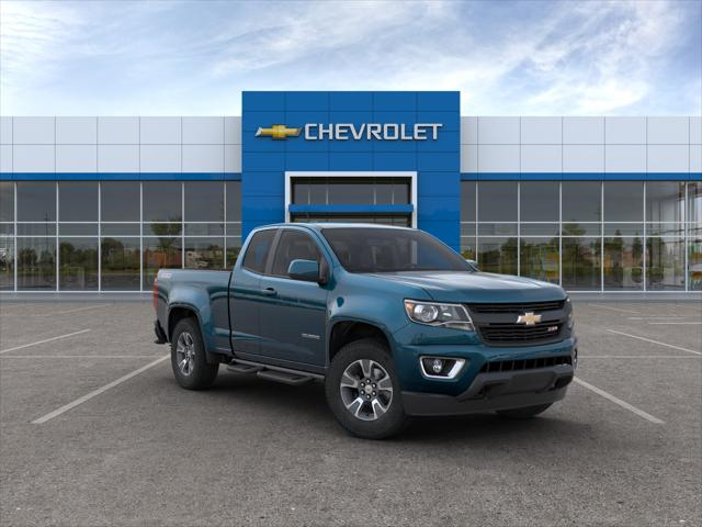 2020 Chevrolet Colorado 4WD Z71 Standard Bed Slide