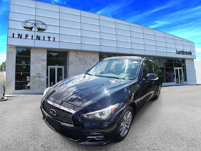 2015 INFINITI Q50 Premium 3