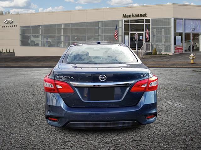 2016 Nissan Sentra 4dr Sdn I4 CVT SV 3