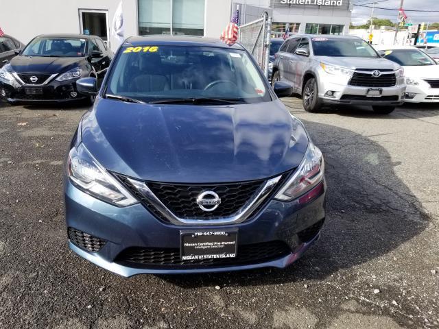 2016 Nissan Sentra 4dr Sdn I4 CVT SV 7
