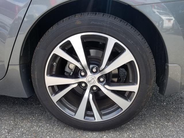 2017 Nissan Maxima Platinum 5