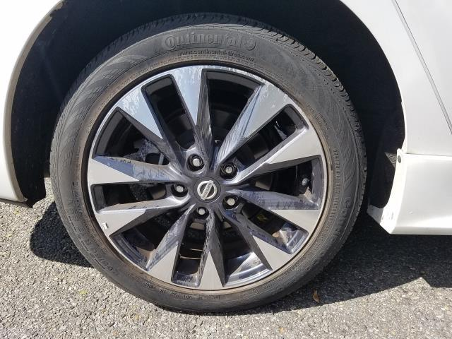 2016 Nissan Sentra SR 7