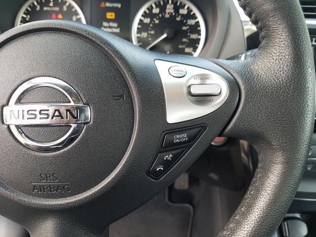 2016 Nissan Sentra SR 18