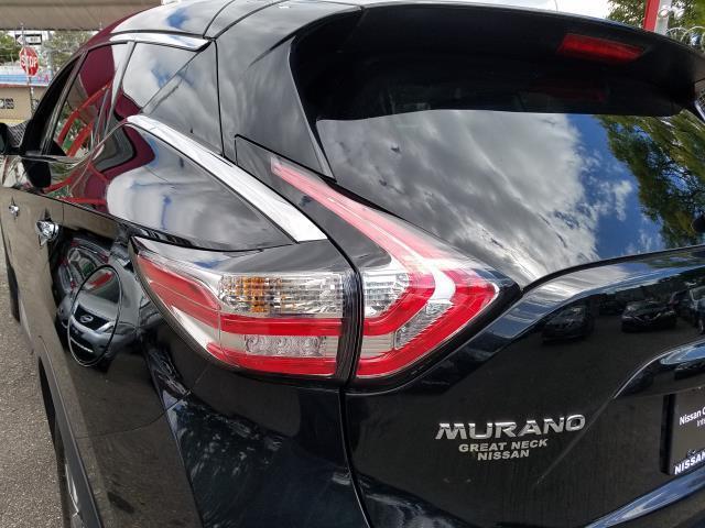 2016 Nissan Murano S 5