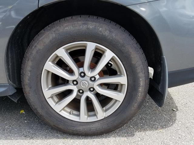 2016 Nissan Pathfinder 4WD 4dr SL 7