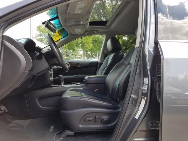 2016 Nissan Pathfinder 4WD 4dr SL 9