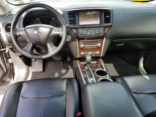 2016 Nissan Pathfinder 4WD 4dr SL 12