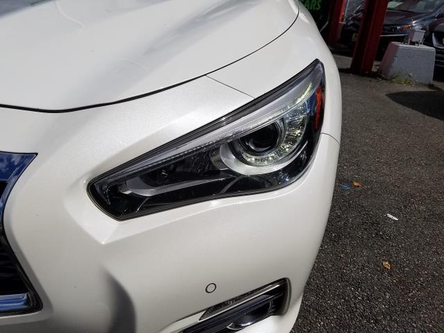 2016 INFINITI Q50 4dr Sdn 2.0t Premium AWD 7