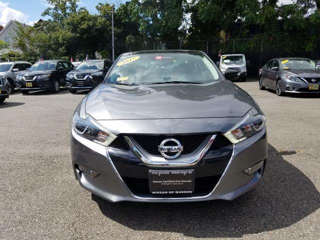 2017 Nissan Maxima Platinum 3.5L 6