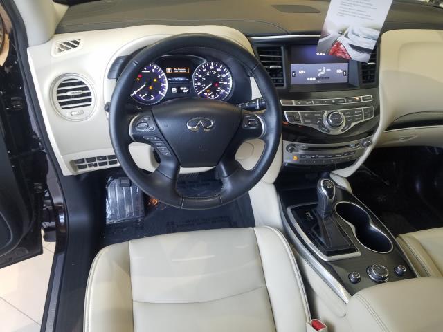 2019 INFINITI QX60 PURE AWD 10