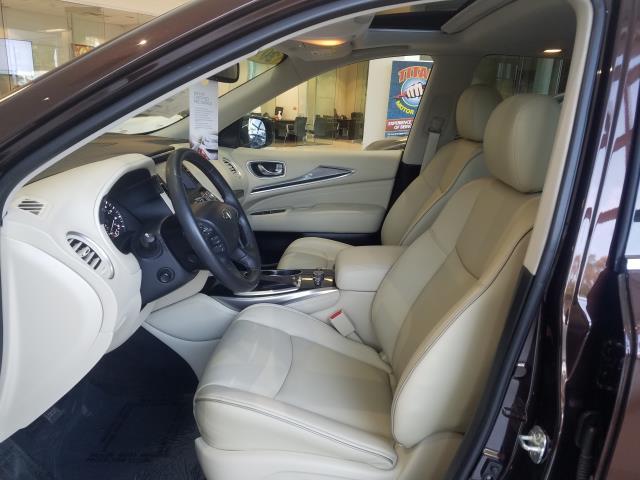 2019 INFINITI QX60 PURE AWD 12