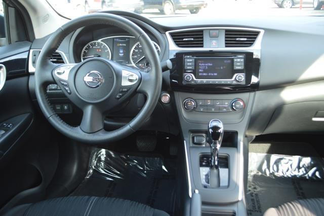2016 Nissan Sentra 4dr Sdn I4 CVT SV 17