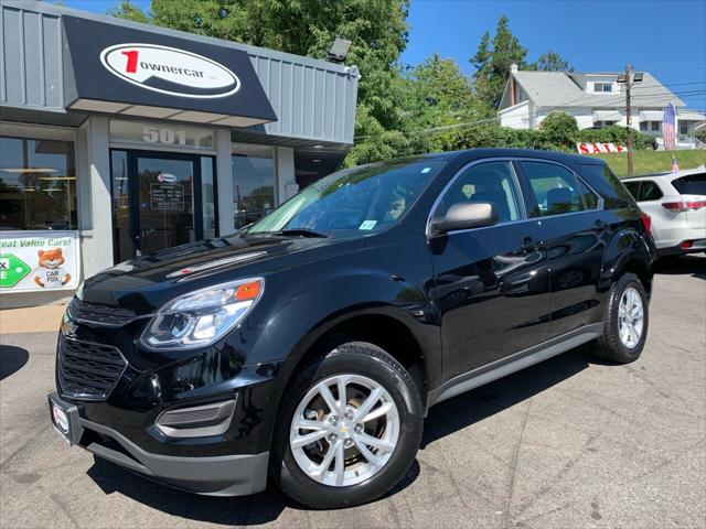 2017 Chevrolet Equinox LS for sale in Clifton Heights, PA