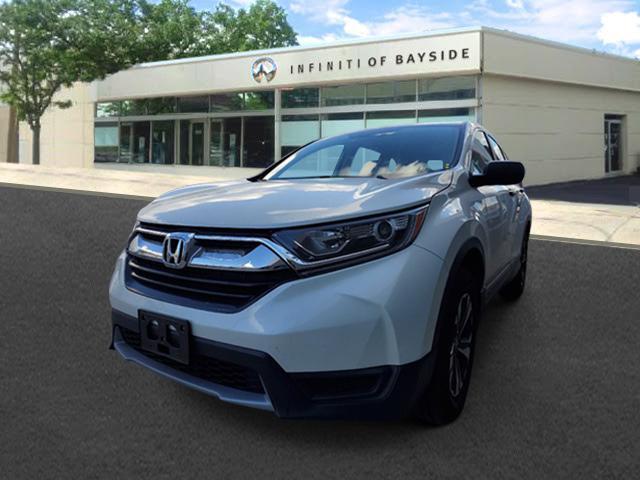 2018 Honda Cr-V LX [0]