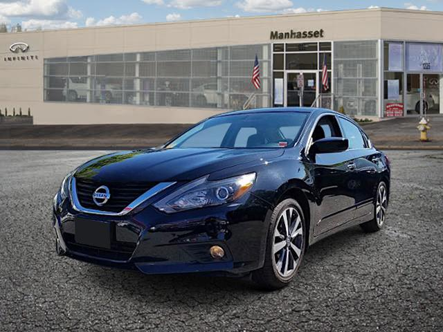2017 Nissan Altima 2.5 SR Sedan 0