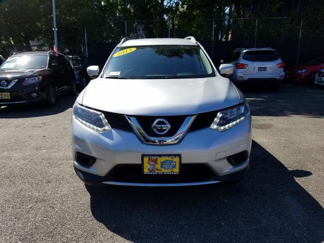 2015 Nissan Rogue SV 7
