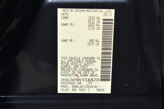 2013 Nissan Altima 2.5 SL 29