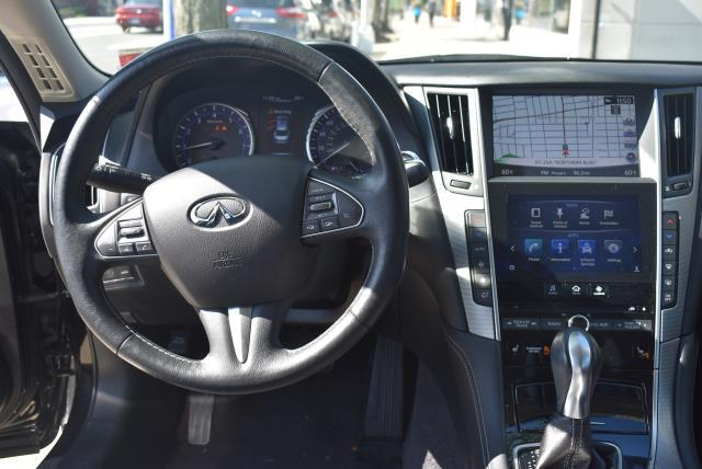 2016 INFINITI Q50 4dr Sdn 2.0t Premium AWD 12
